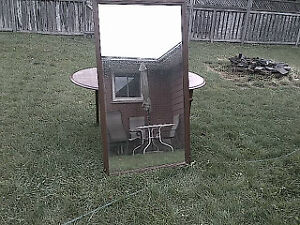large wall mirror. Cambridge Kitchener Area image 2