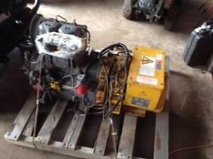 Deutz 7.8kva 2cyl air cooled diesel generator Elizabeth Town Meander Valley Preview