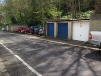 Single lock up garage to rent - easy walk Bath Spa Station
