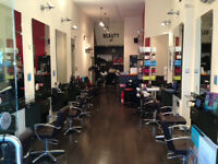 Experienced Hairdresser Required Full/Part-Time! Commission included! Holiday Pay!