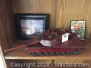 Decorative Tank And More A
