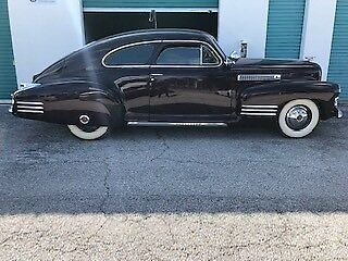 1941 Cadillac 2 Dr. Sedanette 1941 Cadillac 2dr Sedanette