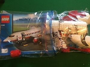 Lego City Airplane and Airport