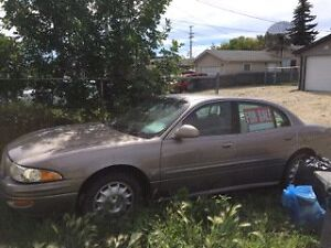 2001 Buick lesabre PRICE LOWERED BY $500
