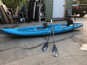 Twin Hobie Mirage Kayak