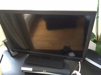 """24"""" Full High Definition TOSHIBA LED TV FOR SALE"""
