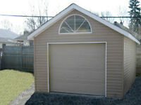 Garages - Custom built from $9,999 – Book Now and Save!