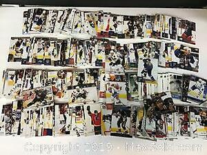 2nd huge lot of over 300 Upper Deck hockey cards