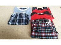 Brand new boys pyjamas age 9-10. 2 sets