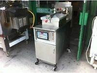 COMMERCIAL CATERING GAS HENNY PENNY FASTRON FRIED CHICKEN PRESSURE FRYER MACHINE KITCHEN FAST FOOD