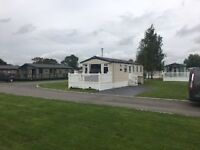 caravan flamingoland hire