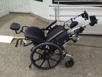 2013 ORION II MANUAL TILT CHAIR (AS IS) Demo stock