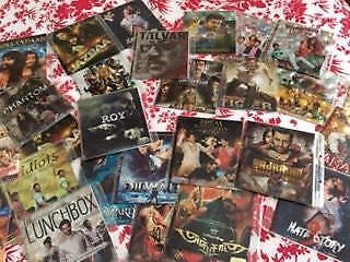 Bollywood DVDs bundle