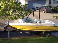 18 Foot Searay $13550 OBO