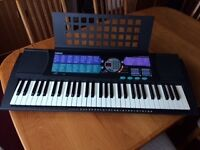 Yamaha PSR 185 electronic keyboard - excellent condition