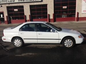 1997 Honda Accord Sedan - Safe, Reliable, Immaculate