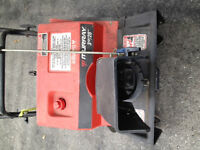 MURRAY SNOW REMOVAL-ELECTRIC& GAS STARTER