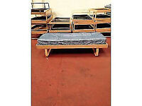 Single Bed (Mattress & Frame) We have 30 in Stock - Used in Good Condition