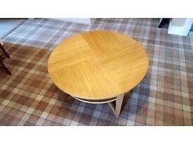 Ikea coffee table vejmon oak