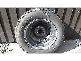 Brand new firestone wheel