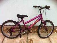 Girls Bike age 10 to 12