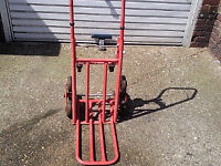 HAND BOX TRUCK THREE WAY STAIR CLIMER VERY GOOD CONDITION £35 ono
