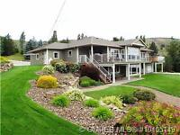 7126 Bremmer Road Vernon, BC - Breathtaking Lake Views !!!!