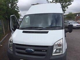 Ford Transit 350 LWB Hight Hop Van