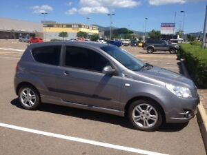 2009 Holden Barina Hatchback Cairns Cairns City Preview