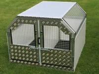 Bespoke dog transit travel transport box