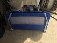 2 Mothercare Bed Guards