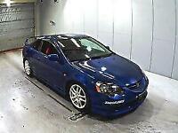 2002 Honda Integra Type R Dc5 Coupe Petrol Manual