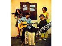 Latin Jazz Band available