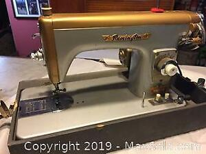 Vintage Remington Sewing Machine