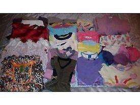 Massive bundle of girls clothes. Size 2-3 yrs. Including many designer party dresses