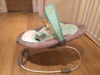 Ingenuity motorised baby bouncer
