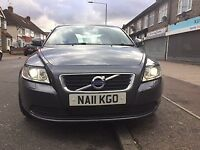 2011 Volvo S40 DRIVe 1.6 Diesel SE***LUX Edition***(0) ROAD TAX***Immaculate & Excellent Drive
