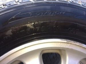 Good condition winter tires 175/70R13 82T