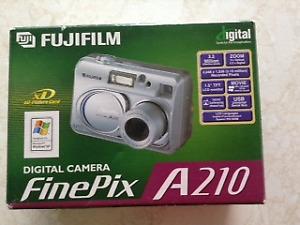 Caméra Finepix A210 de Fujifilm
