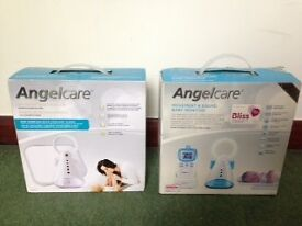 Angelcare movement &sound baby monitor/movement baby monitor