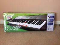 CASIO -Key Lighting Keyboards