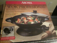 We don't use this wok, for sale $ 30