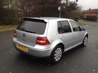 Golf 19 tdi for sale good car for the age please email or phone for more on the car