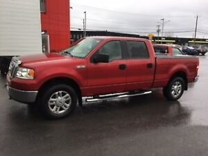 2008 Ford F-150 XLT V8 4.6L King Cab