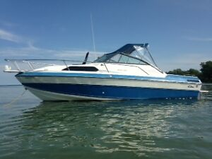 1987 Cobia Odyssey 23 Foot Cuddy for Sale