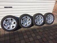 BMW 1 Series Winter Wheels