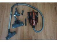 Hoover SE81SZ03 NEW Spritz Bagless Cylinder Vacuum Cleaner