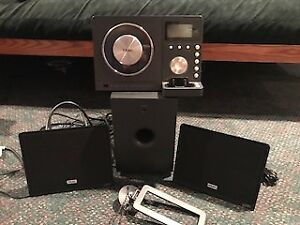 TEAC Micro Hi-Fi System MC-DX32i Radio/CD player