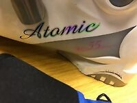 Atomic 55 Ski Boots