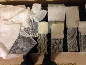 Curtains, Fabric, Lace Collars, & Doilies, etc. Windsor Region Ontario image 4